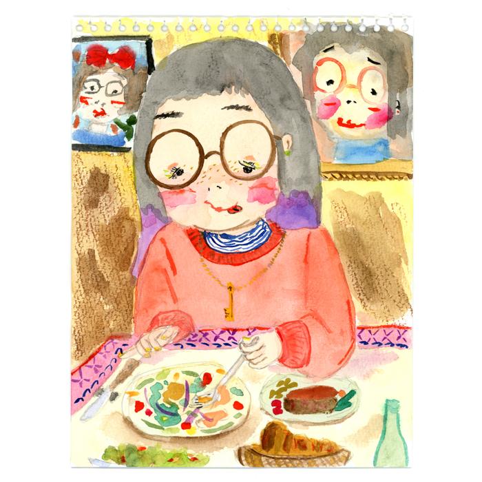 幸福な食卓